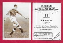 England Joe Mercer Arsenal 11